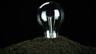Light Bulb Environemnt Energy Innovation