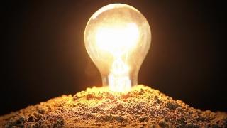 Electricity Energy Nature Light Bulb Soil Ecology