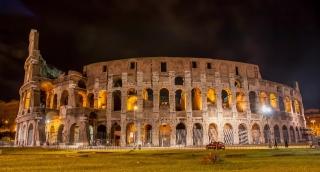Colliseum Italy Rome Architecture Arena Coliseum Landmark Roman Amphitheater Ancient Europe Famous Historical History Italian Roma Ruin Colosseo Travel Old Stone Tourism Attraction Colisseum Columns H