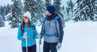 Lost Map Couple People Male Nature Travel Man Hiking Backpack Adventure Adult Young Caucasian Female Forest Woman Outdoors Leisure Activity